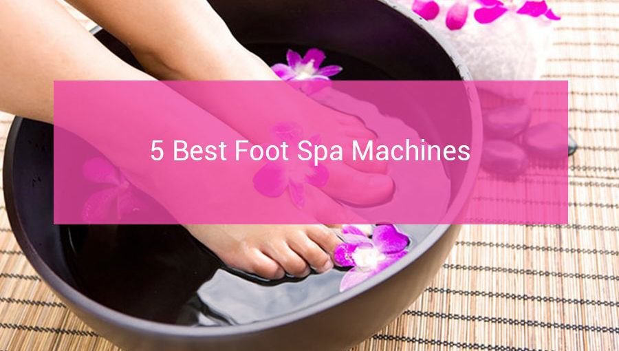5-best-home-spa-massager