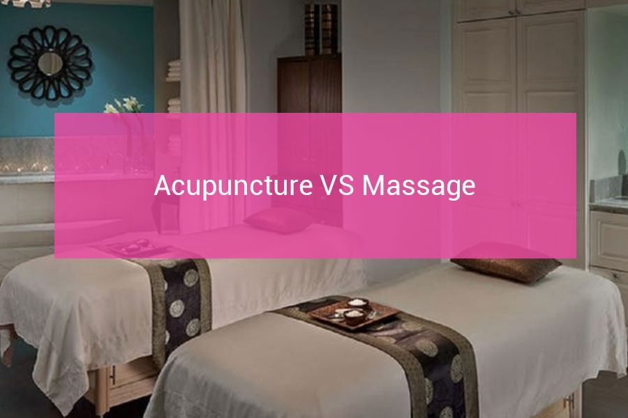 Acupuncture VS Massage - Which Is Better For Chronic Pain ...