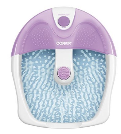 conair foot spa for home