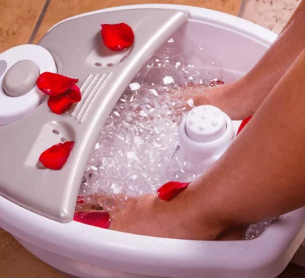whats foot spa