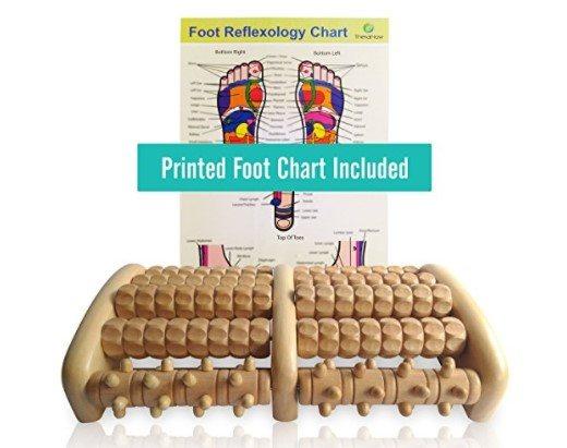 large manual foot massager for plantar fasciitis