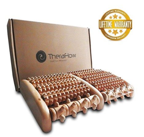 manual foot massager roller