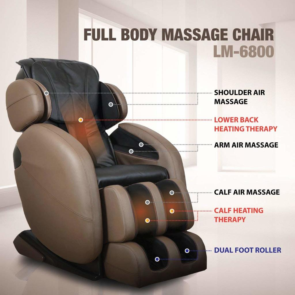 the best massage chair in the world